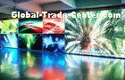 Coloring led advertising displays , customised led display screen with remote control