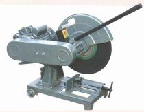 Grinding wheel cutting machine