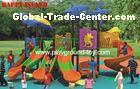 LLDPE  Residential  Outdoor Playground Equipment For Park