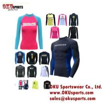 Customized Design Long Sleeve/Short Sleeve Rash Guard, Rashguards, MMA rashguards, MMA Rash Guard