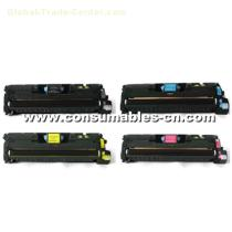 Sell/ Export HP 9700A/ HP 9701A/ HP 9702A/ HP 9703A Color Toner Cartridge in Original Packing