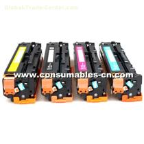 Sell/ Export HP CF210A/ HP CF211A/ HP CF212A/ HP CF213A Color Toner Cartridge in Original Packing