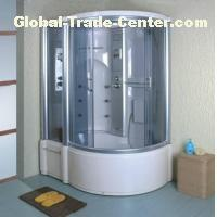 Shower Room Shower Cabin Shower Enclosure Steam Cabinet 9017
