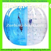 Body Zorbing Ball Soccer Zorb Ball Football Bubble Bumper Human Hamster Water Walking Roller