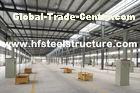 Welding, Braking Structural Industrial Steel Buildings For Workshop, Warehouse And Storage