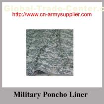 Digital Camouflage Nylon Oxford Polyester Military Poncho Liner