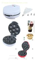 Electric Pop cake maker with 12holes