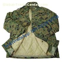 Plain color Digital Camouflage Nylon Cotton Polyester Waterproof  M65 Jacket