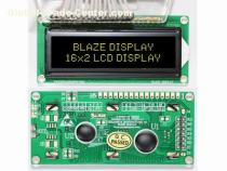 Standard LCD Displays List