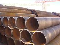 Steel pipes/SSAW steel pipe/ LSAW steel pipe/ ERW steel pipe/ welded steel pipe/ carbon steel pipe/ galvanized steel pipe