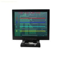 4:3 H156A-L (15 inch) Instrument Monitor with positioning lines