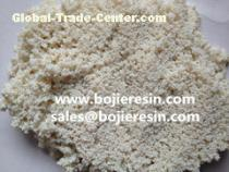 Corn yellow pigment extraction resin