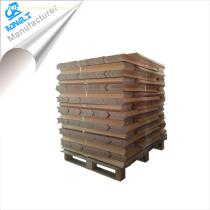 Edge angle paperboard for transportation