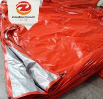 Big Production Ability Blue Pe waterproof Tarpaulin Sheet