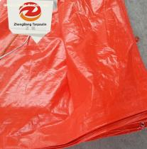China PE tarpaulin For camping tent