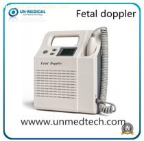 Ce Approved Portable Tabletop Dignostic Fetal Doppler for Medical hospital Use