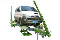 Auto body collision repair system high precision recover frame straightening chassis  repair equipment
