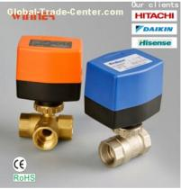 AC Motorized Electric Control Ball Valve