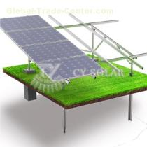 Round-shape Ground Solar Mounting System