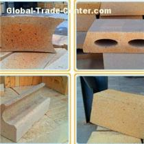 High Density Refractory Fire Clay Brick