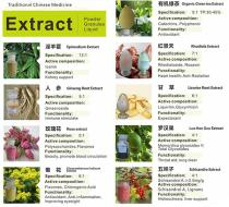 Plant Extract Herb Extract Natural Extract Powder Luo Han Guo Extract
