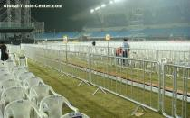 Mobile fence / Crowd control barrier / Temporary fence ( professional manufacture )