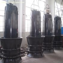 Submersible Axial/Mixed-Flow Pump ZQB/HQB