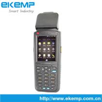 Biometric Handheld  Terminal with Various Data Collection Methods