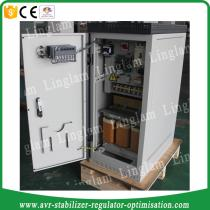 50KVA 3 phase 60hz automatic voltage stabilizer