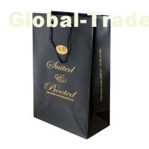 offset print art paper bag,shopping paper bag,packaging paper bag