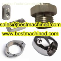 Precision customized CNC turning and milling parts