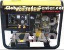 Single Phase 3kva Diesel Welder Generator , Portable Welding Generator Set