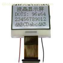 9664 - COG dot matrix lcd module