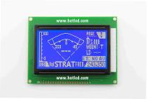 12864D- graphics dot matrix lcd module