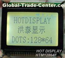 12864F- graphics dot matrix lcd module