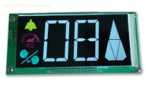 Can be customized all kinds Segment code VA LCD screen