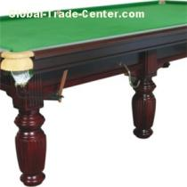 High Quality Solid Wood And Slate Billiard Table