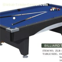 New MDF Billiard Table