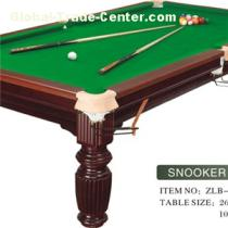 Professional Slate Bed Billiard Table