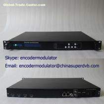 Digital TV 4xHDMI MPEG-2/H.264 HD Encoder CS-10402C