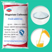 Magnesium Carbonate Food Grade, XINGMEI