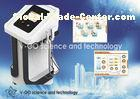 Bipolar / monopolar radio frequency machine , skin lifting machine with cooling system