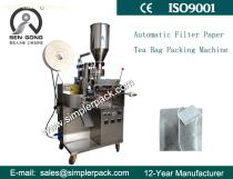 Simple Filter Paper Indonesia CTC Broken Black Tea Bag Packing Machine