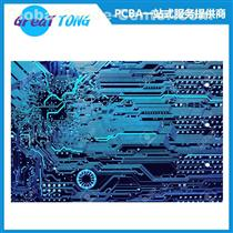 Double-Sided PCB Board Sn HASL PCB