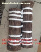 horse mane and horsehair tail