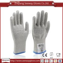 SeeWay F514 stainless steel cut resistant kitchen gloves cut level 5 for food processing