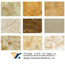 UV abrasion-proof and scratch-resistant transfer film