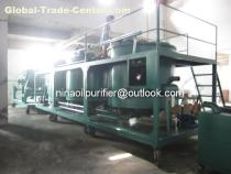 waste automobile oil regeneration various used oil recycling plant
