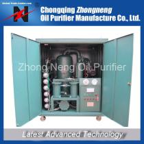 Used oil filter machine and price air compressor oil purifier/filter