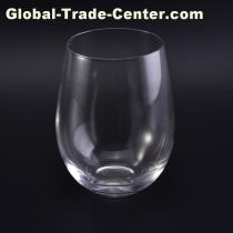 popular clear soft drink glass tumbler